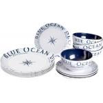 Astiasto Blue Ocean, liukueste, 12 osaa