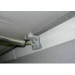 Seinäkiinnikepakkaus Vario Clip H, 3 kpl